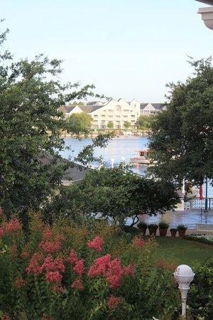 Disney's BoardWalk Inn : View from room