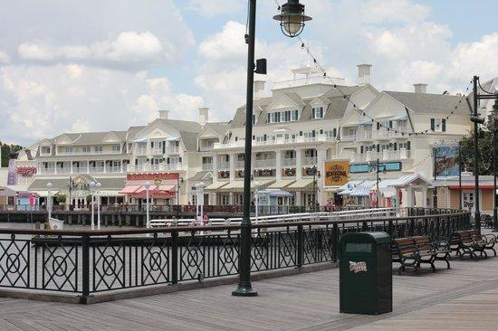 Disney's BoardWalk Inn : Boardwalk