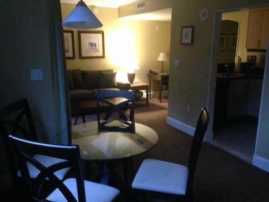 The Mutiny Hotel: 2nd FL suite