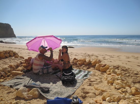 Canavial I & II Apartments: Our Beach Days From Canavial