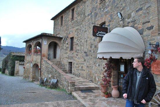 romelimousineplus.com Private Tours : Osteria La Crocina - Fabulous Meal!