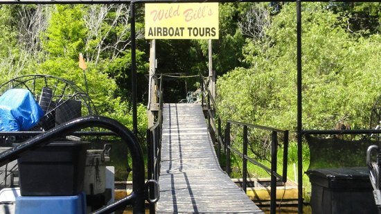 Riverside Lodge RV Resort & Cabins : Their package deal includes this neat attraction!