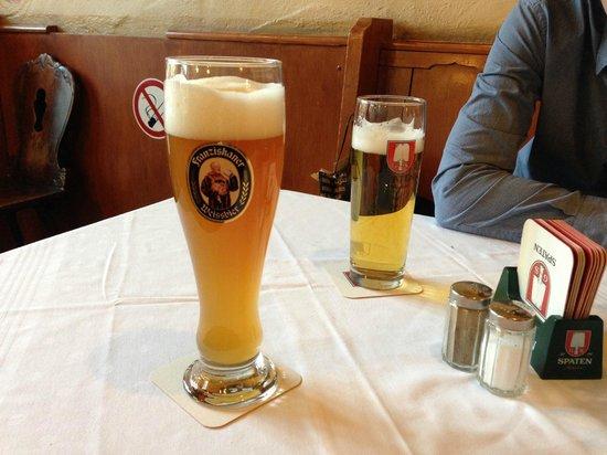 Rechthaler-Hof: пиво