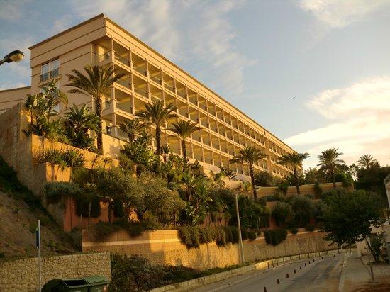 Sensimar Falesia Atlántic: HOTEL