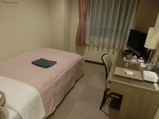 Asakusa Central Hotel: 部屋