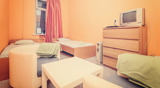 TNT Hostel Moscow: Twin room