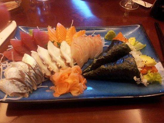 Oishii Scotland Casual Japanese Dining: 1