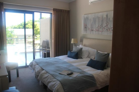 Premier Resort The Moorings (Knysna): bed