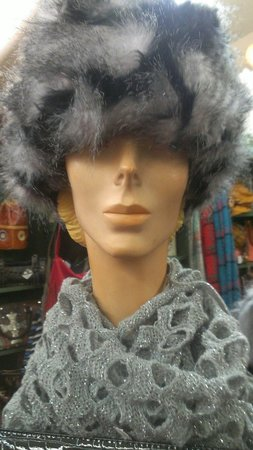 Ho Den Attes: Ho den atte's in Lisbon, ND has an ecletic mix of scarves, hats, purses, jewelry, vintage clothi