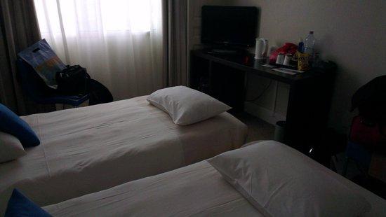 Novotel Paris Centre Tour Eiffel : twin room