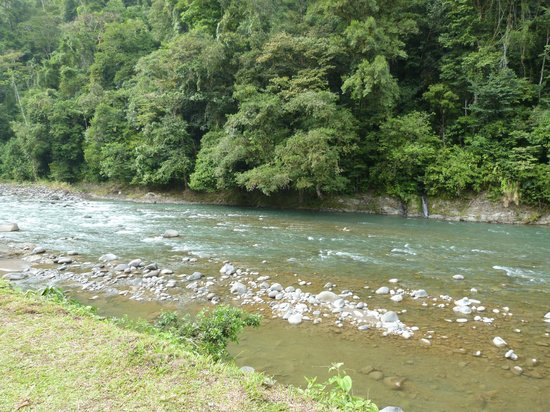 Pacuare Lodge: Pacuare River