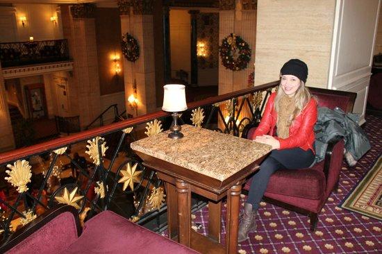 The Roosevelt Hotel: Bar