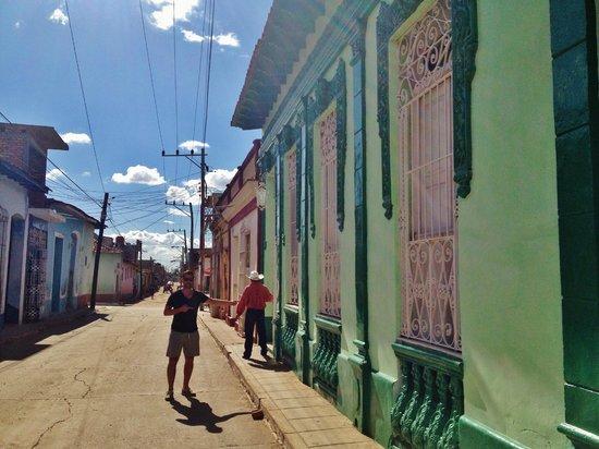 Hostal Casa José y Fátima: Vooraanzicht casa