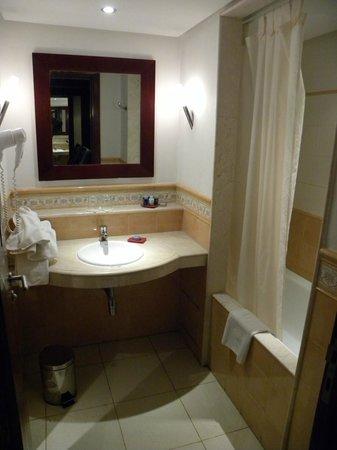Hotel Rihab: Bagno