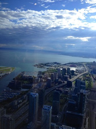 CN Tower: Another view