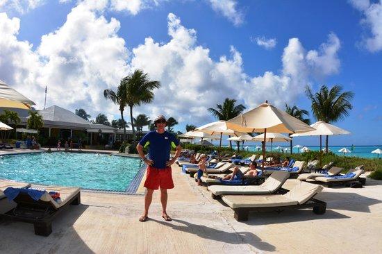 Club Med Columbus Isle: pool deck