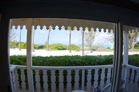 Club Med Columbus Isle: a room with a view