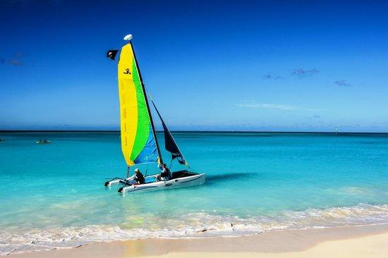 Club Med Columbus Isle: sailing