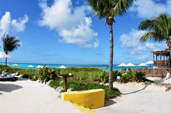 Club Med Columbus Isle: dunes