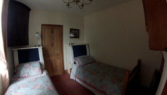 The Chandlery: Twin Bedded Room, Elgar Family Suite