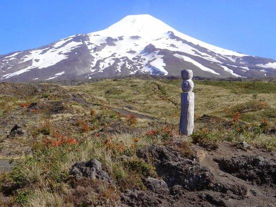 Volcan Villarica: Vulcão Villarrica