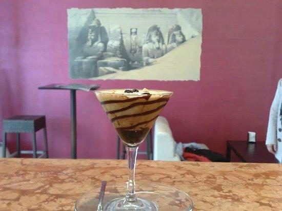 Habiba cafè : espressino freddo Habiba