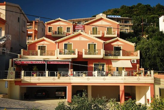 Hotel Siarbas: ΕΞΩΤΕΡΙΚΗ ΟΨΗ
