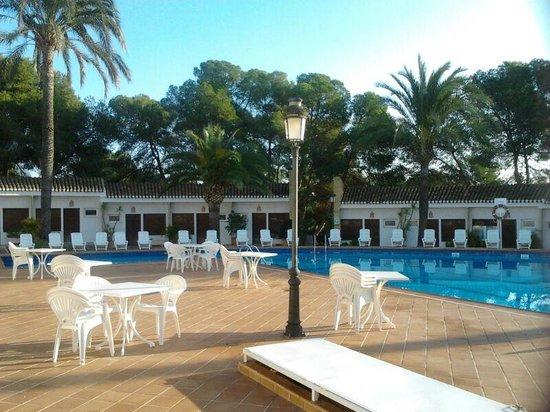 Hotel Montepiedra: PISCINA