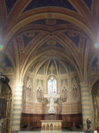 Chiesa di Sant'Andrea: volta