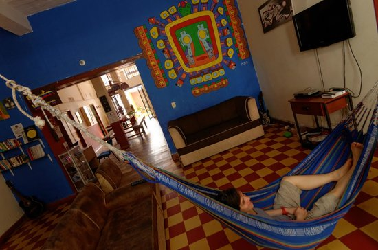 El Dorado International Hostel: Relax