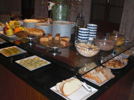 Tryp Ciudad de Alicante Hotel : Goed ontbijtbuffet