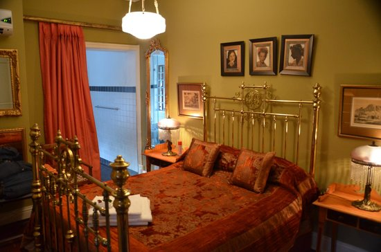 "Northcliff Manor Guest House: ""Small, antique-filled room""."