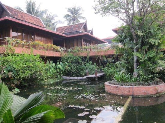 Angkor Village Hotel: Anlage