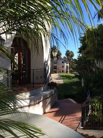 The Ritz-Carlton Bacara, Santa Barbara: The grounds