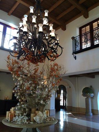 The Ritz-Carlton Bacara, Santa Barbara: The lobby