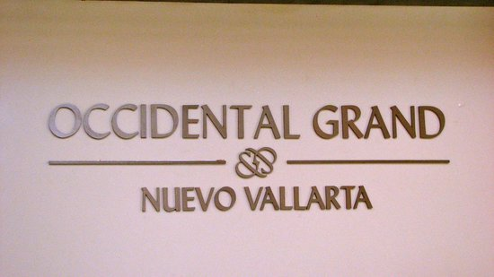 Occidental Nuevo Vallarta : Entrance