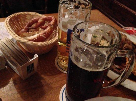 Augustiner an der Frauenkirche: пиво