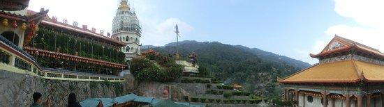 Kek Lok Si Temple: Temple view