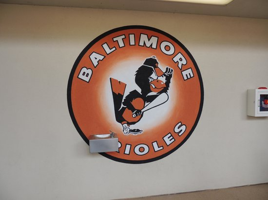 Oriole Park at Camden Yards : Baltimore Orioles