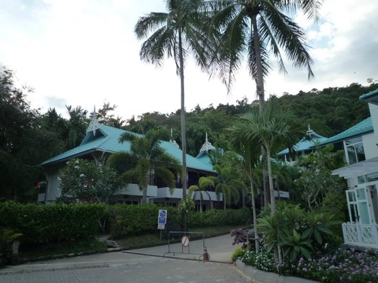 Krabi Tipa Resort: vista hotel
