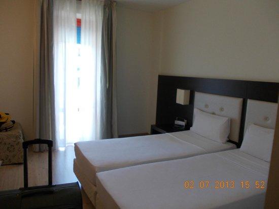 Hotel Executive: номер