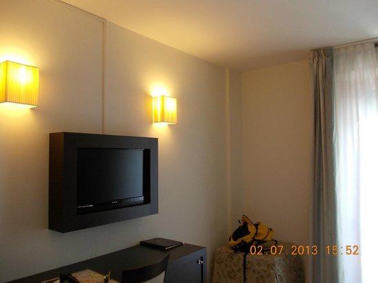Hotel Executive: есть балкон