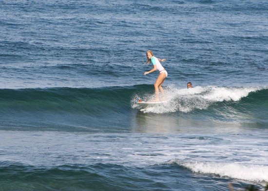 Surf 787: Third time surfing with Surf787 instruction