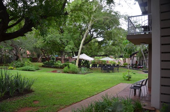Ecolux Boutique Hotel: The grounds