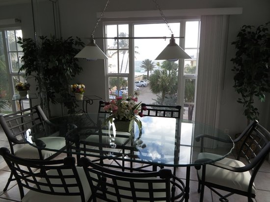 Sea Spray Inn: PENTHOUSE DINING ROOM