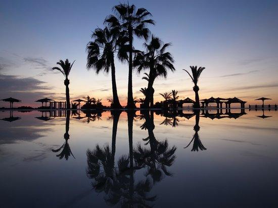 Robinson Club Agadir : Blick vom Pool