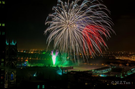 InterContinental Montreal : Montreal New Year 1