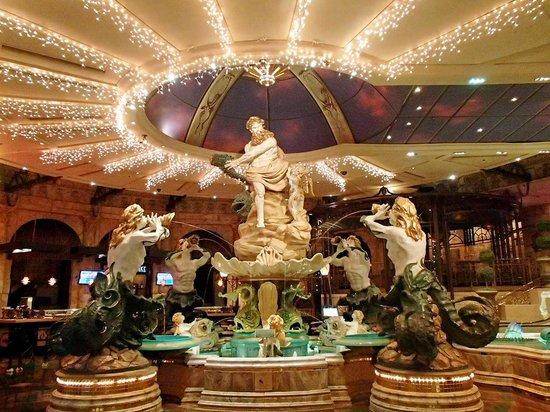 Casino at the Eldorado: Atlantis theme in Eldorado