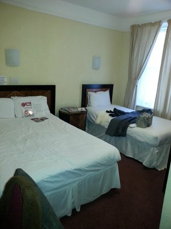 Grand Hotel Scarborough : Room 524