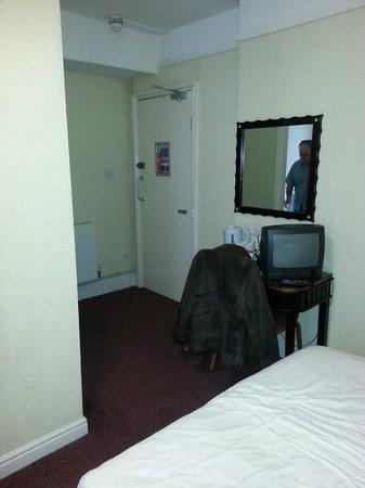 Grand Hotel Scarborough: Room 524